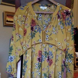Umgee womans Dress size 1XL